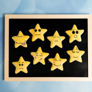 My Mood Stars Board