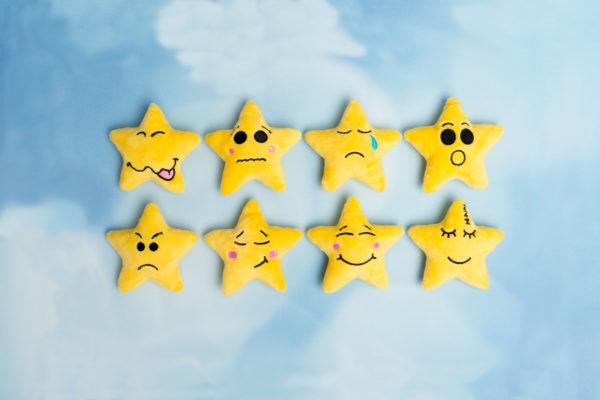 My 8 Mood Stars