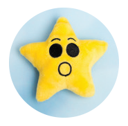 My Mood Stars Surprised Star