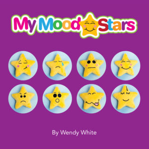 A fun book that teaches young children to recognise emotions by My Mood Stars from Wendy Woo Limited