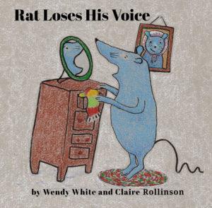 Rat Loses His Voice