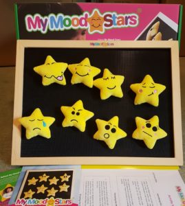Children's mental health My Mood Stars from Wendy Woo educational toys.