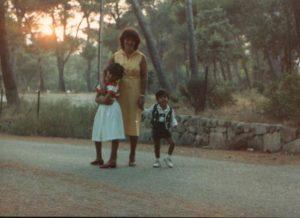 Formentor Majorca where Wendy Woo spent many happy years as a nanny.